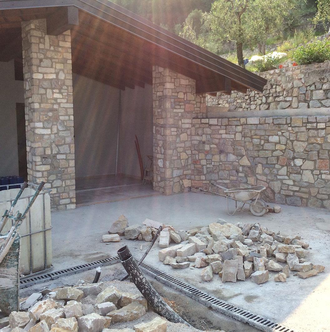 Muro Fatto In Pietra muri in pietra – beltrami